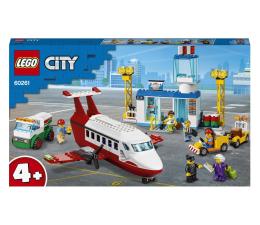 Klocki LEGO® LEGO City 60261 Centralny port lotniczy