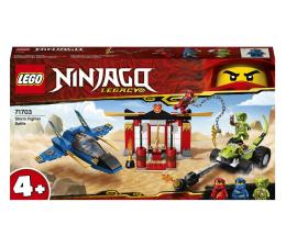 Klocki LEGO® LEGO NINJAGO 71703 Bitwa burzowego myśliwca