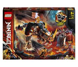 Klocki LEGO® LEGO NINJAGO 71719 Rogaty stwór Zane'a