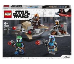 Klocki LEGO® LEGO Star Wars 75267 Zestaw bojowy Mandalorianina