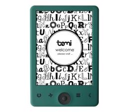 "Czytnik ebook Bemi Cognita 6"" zielony"
