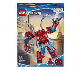 Klocki LEGO® LEGO Marvel Spider-Man 76146 Mech Spider-Mana