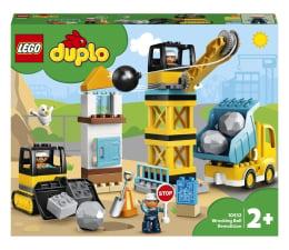 Klocki LEGO® LEGO DUPLO 10932 Rozbiórka kulą wyburzeniową