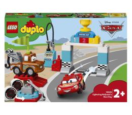 Klocki LEGO® LEGO DUPLO Cars 10924 Zygzak McQueen na wyścigach