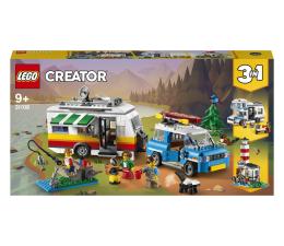 Klocki LEGO® LEGO Creator 31108 Wakacyjny kemping z rodziną