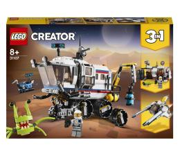 Klocki LEGO® LEGO Creator 31107 Łazik kosmiczny