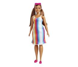 Lalka i akcesoria Barbie Loves the Ocean Lalka Sukienka w paski