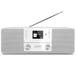 Radio internetowe TechniSat DIGITRADIO 370 CD IR Białe
