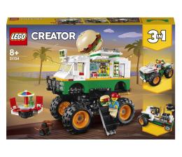Klocki LEGO® LEGO Creator 31104 Monster truck z burgerami