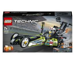Klocki LEGO® LEGO Technic 42103 Dragster