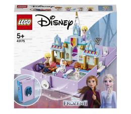 Klocki LEGO® LEGO Disney 43175 Książka z przygodami Anny i Elsy