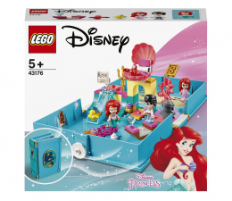 Klocki LEGO® LEGO Disney 43176 Książka z przygodami Arielki