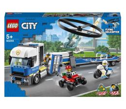 Klocki LEGO® LEGO City 60244 Laweta helikoptera policyjnego