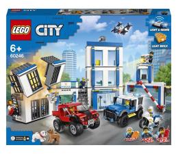 Klocki LEGO® LEGO City 60246 Posterunek policji