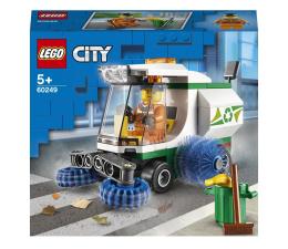 Klocki LEGO® LEGO City 60249 Zamiatarka