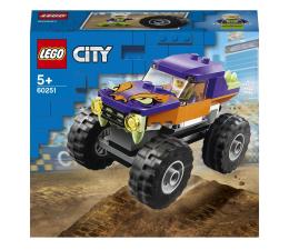 Klocki LEGO® LEGO City 60251 Monster truck