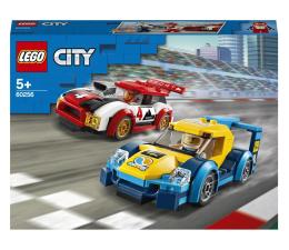 Klocki LEGO® LEGO City 60256 Samochody wyścigowe