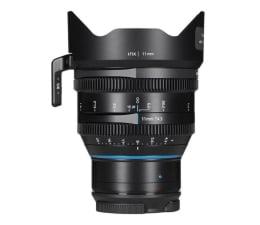 Obiektywy stałoogniskowy Irix Cine 11mm T4.3 do Canon RF Metric
