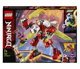Klocki LEGO® LEGO NINJAGO 71707 Robot odrzutowiec Kaia