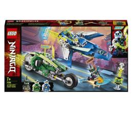 Klocki LEGO® LEGO NINJAGO 71709 Wyścigówki Jaya i Lloyda