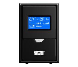 Zasilacz awaryjny (UPS) Newell UPS U650 (650VA/390W, 2x Schuko, LCD)