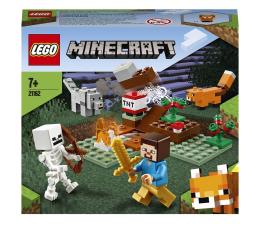Klocki LEGO® LEGO Minecraft 21162 Przygoda w tajdze