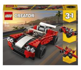 Klocki LEGO® LEGO Creator 31100 Samochód sportowy