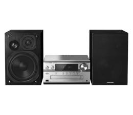 Wieża stereo Panasonic SC-PMX92EG Srebrny