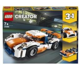 Klocki LEGO® LEGO Creator 31089 Słoneczna wyścigówka