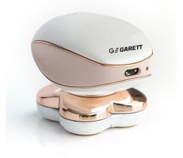 Golarka damska Garett Golarka do ciała Beauty Shine biało-różowa