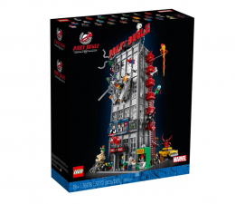 Klocki LEGO® LEGO Marvel Spider-Man 76178 Daily Bugle