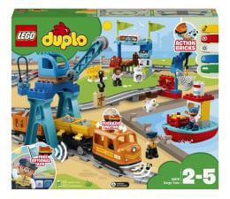 Klocki LEGO® LEGO DUPLO 10875 Pociąg towarowy