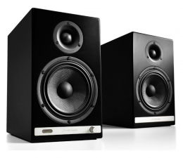 Kolumny stereo Audioengine HD6 Czarne para