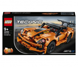 Klocki LEGO® LEGO Technic 42093 Chevrolet Corvette ZR1