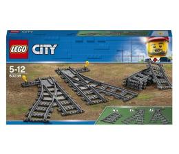Klocki LEGO® LEGO City 60238 Zwrotnice