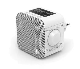 Radio internetowe Hama DIR45BT Białe