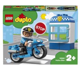 Klocki LEGO® LEGO DUPLO 10900 Motocykl policyjny