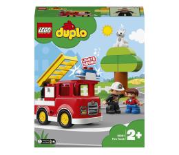Klocki LEGO® LEGO DUPLO 10901 Wóz strażacki