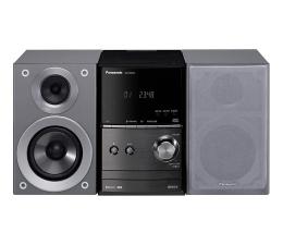 Wieża stereo Panasonic SC-PM600EG Srebrny