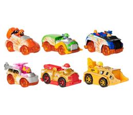 Pojazd / tor i garaż Spin Master Psi Patrol wielopak 6 autek metalowych