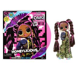 Lalka i akcesoria L.O.L. Surprise! OMG Remix Honeylicious