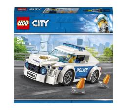 Klocki LEGO® LEGO City 60239 Samochód policyjny