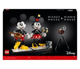 Klocki LEGO® LEGO Disney 43179 Myszka Miki i Myszka Minnie do zbud.