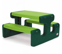 Meble ogrodowe dla dzieci Little Tikes Duży stół ogrodowy Go Green