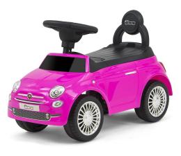 Jeździk/chodzik dla dziecka MILLY MALLY Fiat 500 Pink