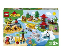 Klocki LEGO® LEGO DUPLO 10907 Zwierzęta świata