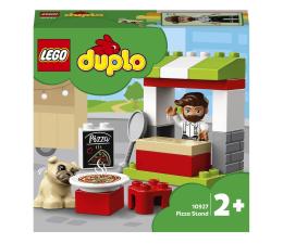 Klocki LEGO® LEGO DUPLO 10927 Stoisko z pizzą