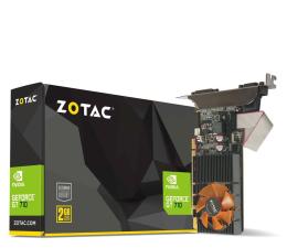 Karta graficzna NVIDIA Zotac GeForce GT 710 2GB DDR3