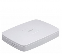 Rejestrator IP Dahua NVR4108-8P-4KS2 1xHDD, 80Mb/s, 8kan. PoE