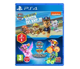 Gra na PlayStation 4 PlayStation Psi Patrol: 2 gry w 1